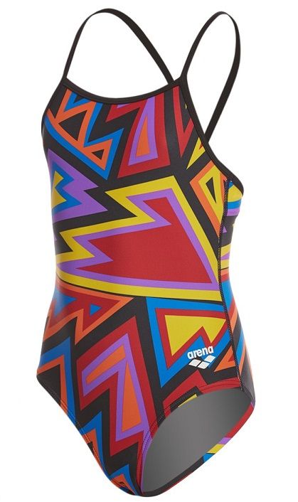 3fee12ee496e2 Metro price   36.95- 36.95 each. ARENA Youth Tulum Light Drop Back One  Piece Swimsuit