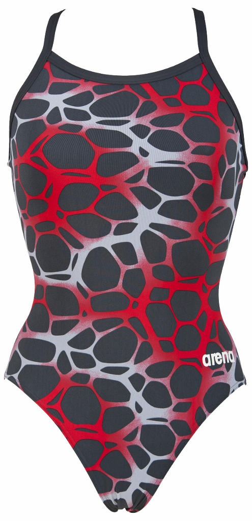 ARENA Female Polycarbonite Light Drop Back 1A799