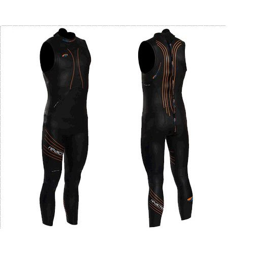 BLUESEVENTY Men's Reaction Long John Wetsuit - 2013