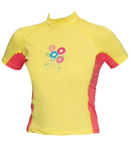 Dolfin Girls Lollipop Rashguard