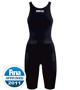 ARENA Women's Powerskin R-Evo Plus Neck to Knee Open Back