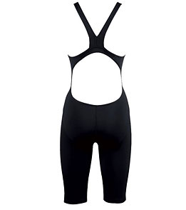 ARENA Powerskin ST Women's Full Body Short Leg (Kneeskin - 4 Colors) (Black (50))