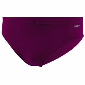 ARENA Waternity Men's Skys Brief (Berry Red (43))
