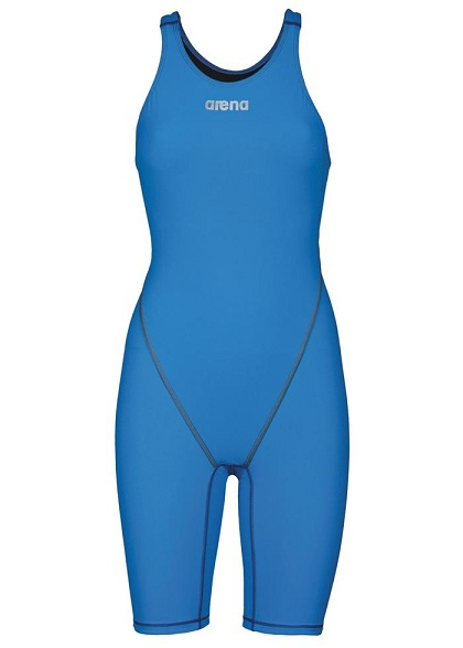 ARENA Women's Powerskin ST 2.0 Full Body Short Leg Open Back (Royal (72))