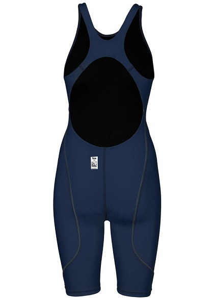 ARENA Women's Powerskin ST 2.0 Full Body Short Leg Open Back (Navy (75))