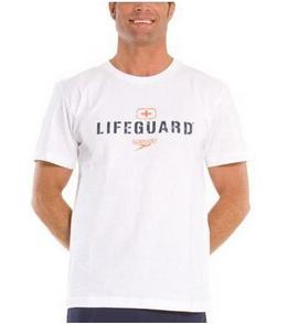 SPEEDO Basic Unisex Lifeguard Tee (XL, XXL Only)