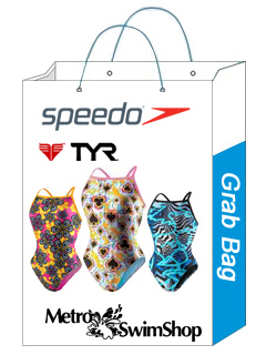 SPEEDO Female Endurance - 3 Pack Grab Bag