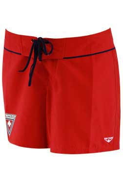 FINALS Female Guard Boardshorts (Red)