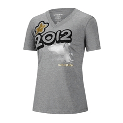 SPEEDO� USA Collection 2012 Foil Tee - Female   (7081142)