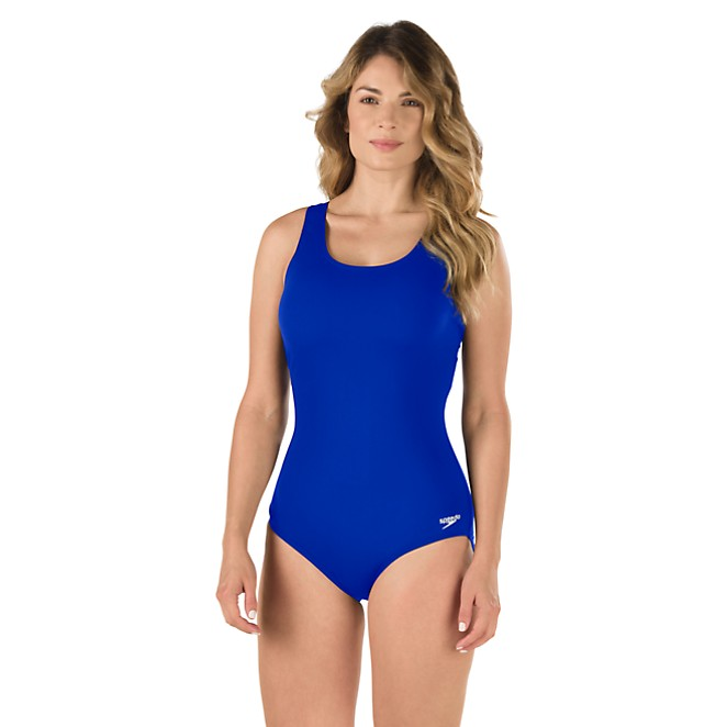 SPEEDO Solid Ultraback Moderate 723601