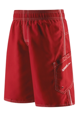 SPEEDO Marina Volley - Boys (4-7) (Red Pepper(654))