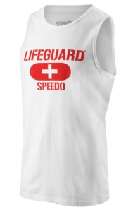SPEEDO Lifeguard Tank