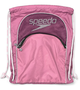 SPEEDO Team Drawstring Bag (6 Colors)