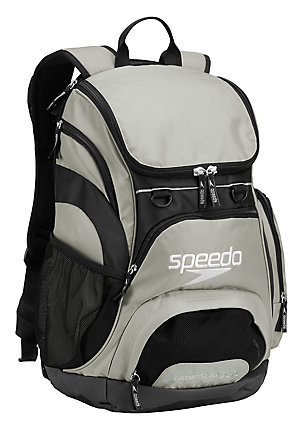 SPEEDO Large Teamster Backpack - 35L (Frost Gray (062))