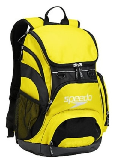 1ebb65ee913c SPEEDO Large Teamster Backpack - 35L (Blazing Yellow (750))