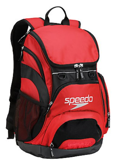 2ccbc7da43b7 SPEEDO Large Teamster Backpack - 35L (Formula One (642))