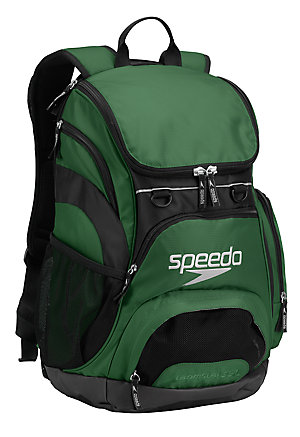 SPEEDO Large Teamster Backpack - 35L (Hunter Green (301))