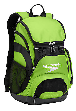 SPEEDO Large Teamster Backpack - 35L (Jasmine Green (335))
