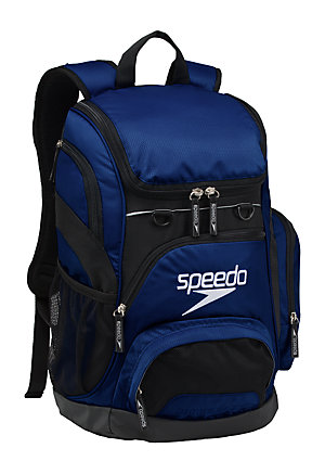 SPEEDO Large Teamster Backpack - 35L (Navy (412))