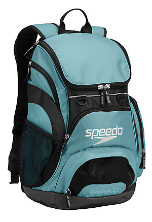 SPEEDO Large Teamster Backpack - 35L (Blue Grotto (465))