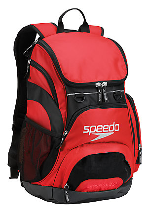 SPEEDO Large Teamster Backpack - 35L (Formula One (642))