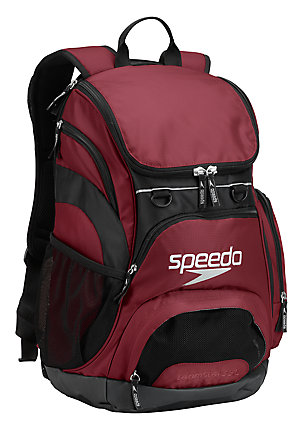 SPEEDO Large Teamster Backpack - 35L (Cordovan (643))