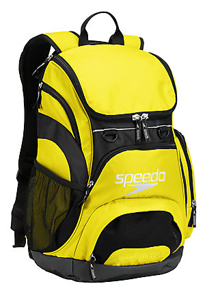 SPEEDO Large Teamster Backpack - 35L (Blazing Yellow (750))