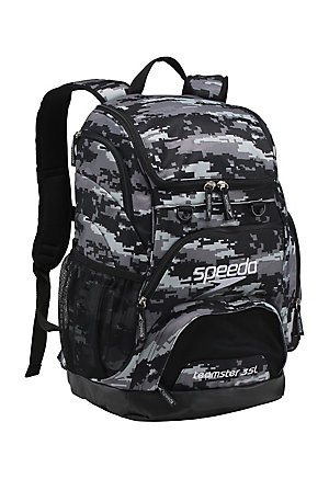 SPEEDO Large Teamster Backpack - 35L (Digi Camo Grey (061))