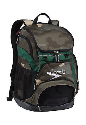 SPEEDO Large Teamster Backpack - 35L (Military Camo (961))