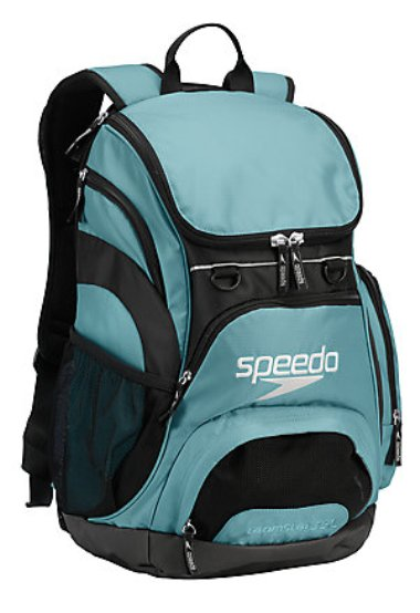 7c8e089a19cd SPEEDO Large Teamster Backpack - 35L (Blue Grotto (465))