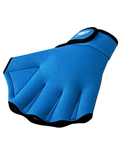 SPEEDO Aquatic Fitness Gloves (Blue)