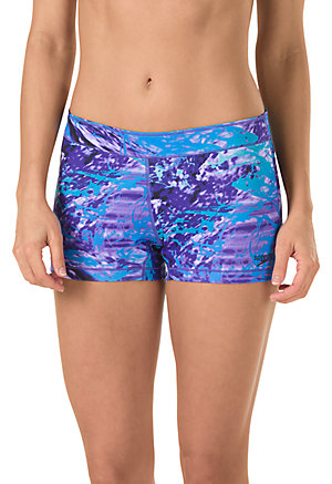 de74f5619f SPEEDO Turnz Photowave Printed Short - Speedo Endurance Lite (Power Purple  (510))