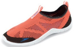 Women's Surf Knit Water Shoe (Hot Coral (817))