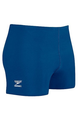 SPEEDO Male Solid Endurance Square Leg (Navy)