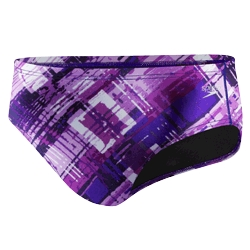 SPEEDO Male X Plaid Brief