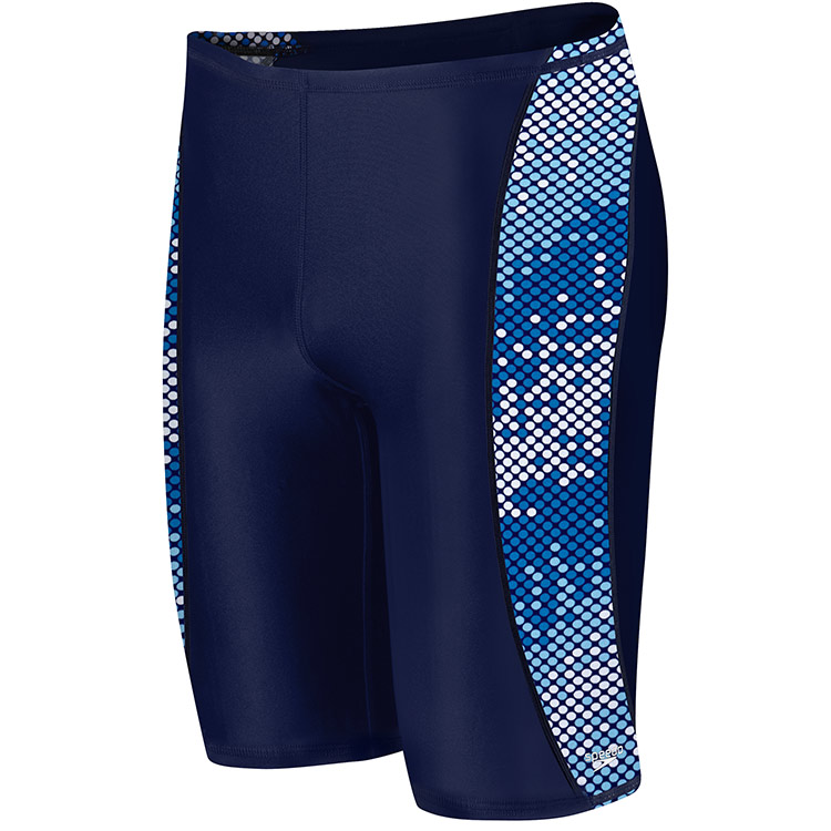SPEEDO Endurance Razor Dot Jammer (Blue (004))