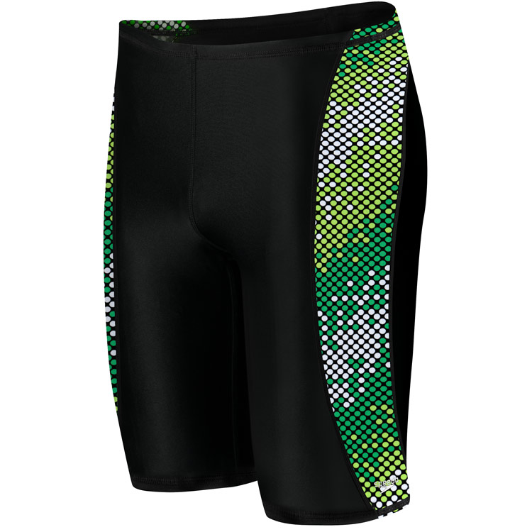 SPEEDO Endurance Razor Dot Jammer (Kelly Green (003))