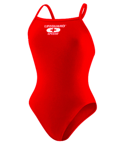 SPEEDO Endurance Lifeguard Female Flyback