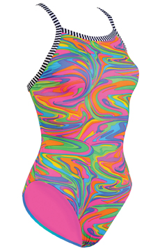DOLFIN Uglies Female V2 Back - Slick (38 Only)