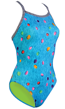 DOLFIN Uglies Female V2 Back - Dottie (38 Only)