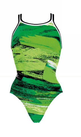 DOLFIN Strada Womens DBX Back (Green)