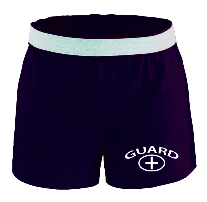 Female Lifeguard Soffee Short (Guard Logo on Left leg)