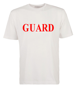 GUARD Unisex 6.1 oz Short Sleeve T-Shirts