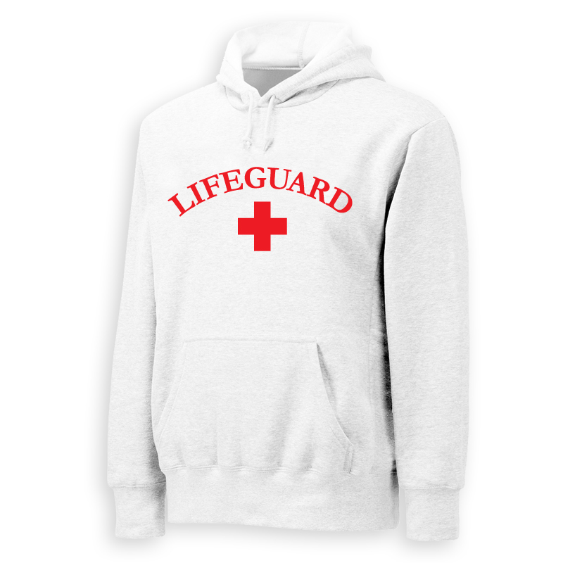 Lifeguard Sweatshirt - Hoodie Lifeguard Logo - Metro Lifeguard Shop