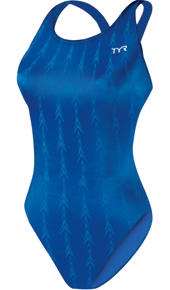 TYR Fusion 2 Aeroback Female Tank (Royal)