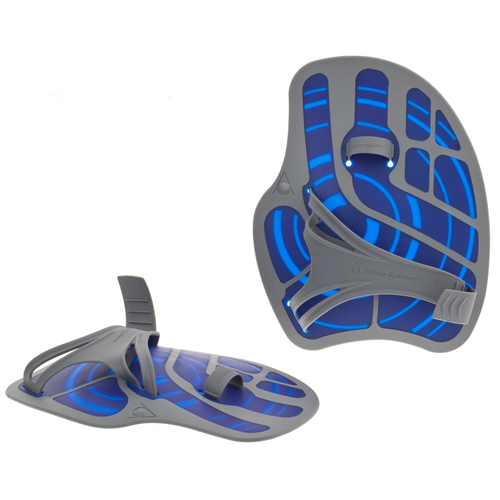 Aqua Sphere Ergo-Flex Hand Paddles - Small