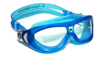Aqua Sphere Seal Kid's Mask Clear Lens