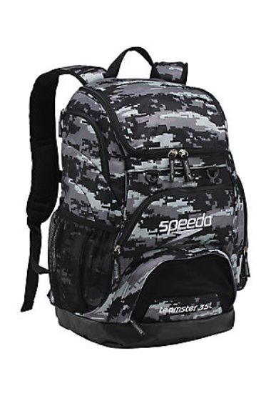 e96db8958879 SPEEDO Large Teamster Backpack - 35L (Digi Camo Grey (061))