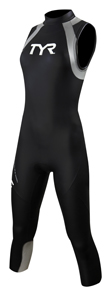 TYR Women's Hurricane Sleeveless Wetsuit Category 1