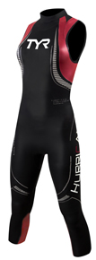 TYR Women's Hurricane Sleeveless Wetsuit Category 5